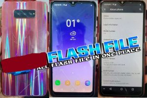 iCall i10 Firmware Flash File