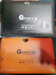 GTouch G009 Flash File